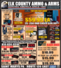 Elk County Ammo & Arms 2015 Sale Flyer