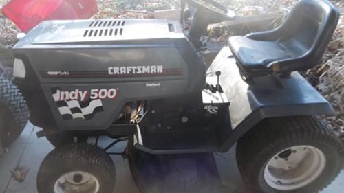 Craftsman Indy 500 19hp 250 Craigslist Ebay Kijiji