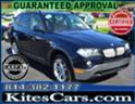 2007 BMW X-3 AWD SOUTHERN CERTIFIED AND HAS 96,000 miles