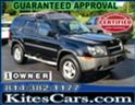 2004 NISSAN XTERRA XE, 4X4, ONE OWNER, SOUTHERN CERTIFIED
