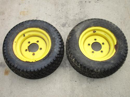 Reduced Pair 18x8 50 10 Turf Tires On John Deere Rims Established 1978,fieldking is a manufacturer of farm equipment. reduced pair 18x8 50 10 turf tires on john deere rims