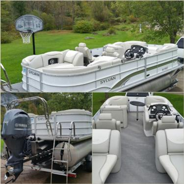 2016 24 Sylvan Pontoon Find new or used boats for sale in your area & across the world on yachtworld. 2016 24 sylvan pontoon