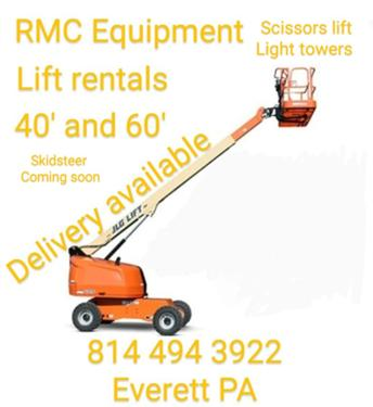 Jlg 40 And 60 Boom Lift Your ad featured and highlighted at the top of your category for 90 days just $5. jlg 40 and 60 boom lift