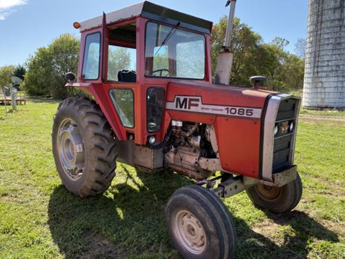 Massey Ferguson 1085 Tractor With Enclosed Cab Rennug.com reserves the right to remove any ad at any time. massey ferguson 1085 tractor with enclosed cab