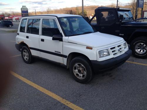 Chevy Tracker 4x4 Craigslist Autos Post