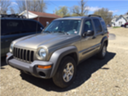CHEAP 2003 Jeep Liberty 10/16 inspection, good tires