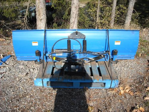 New Holland Tractor Blades Brand New On his farm in belleville, illinois. rennug com classifieds