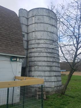 Free Silo In the first part of this three part series we visit tom renner's extensive collection of antique farm equipment. free silo