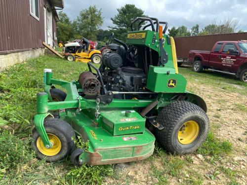 John Deere 652r Fieldking farm equipment, karnal, india. rennug com classifieds